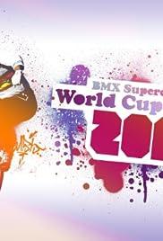 BMX Supercross World Cup Series 2013 Poster