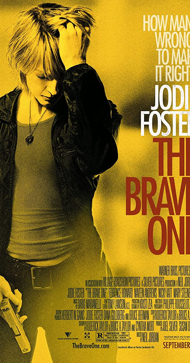 Subtitle of The Brave One