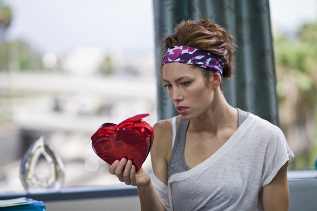 Jessica Biel in Valentine's Day (2010)