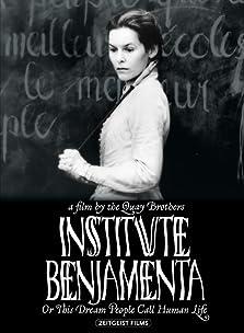 Institute Benjamenta, or This Dream That One Calls Human Life (1995)