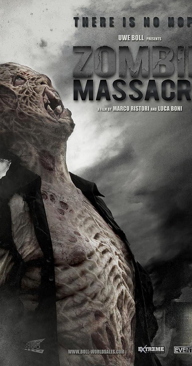 Zombie Massacre 2013 News Imdb