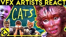 Los artistas de efectos visuales reaccionan a CGi 7 malo y genial