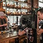 David Altrogge and Michael J. Hartnett in Neat: The Story of Bourbon (2018)