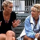 Edie Falco and Drea de Matteo in The Sopranos (1999)