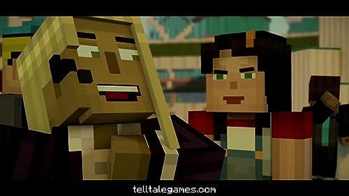 Minecraft: Story Mode: Season 2: Episode One: Hero In Residence (Uk)
