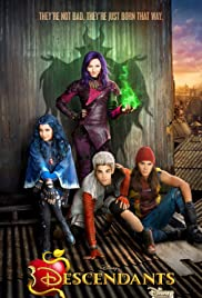 Descendants (2015) 720p