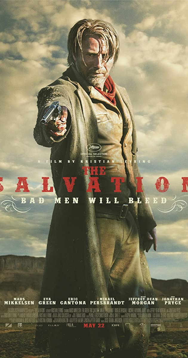 Subtitle of The Salvation