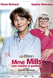 Mrs Mills Poster