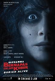 Suzzana: Buried Alive Poster