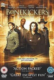 Hugh Bonneville, Julie Graham, Adrian Lester, and Gugu Mbatha-Raw in Bonekickers (2008)