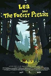 Lea & skogspiraterna Poster