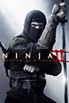 Ninja: Shadow of a Tear (2013) Poster