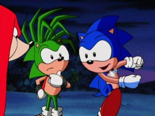 No Hedgehog Is an Island: Chaos Emerald Crisis Part 2