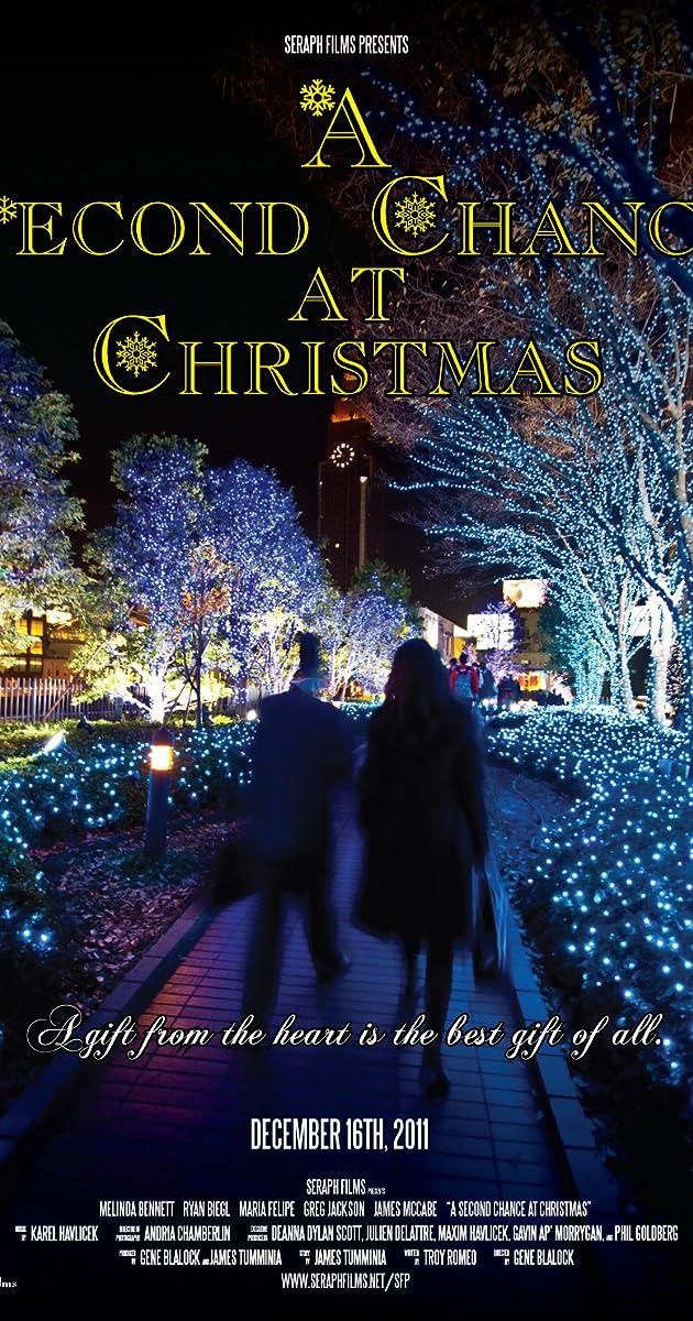 Chance Christmas Album.A Second Chance At Christmas 2011 Imdb