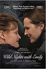 Molly Shannon and Susan Ziegler in Wild Nights with Emily (2018)