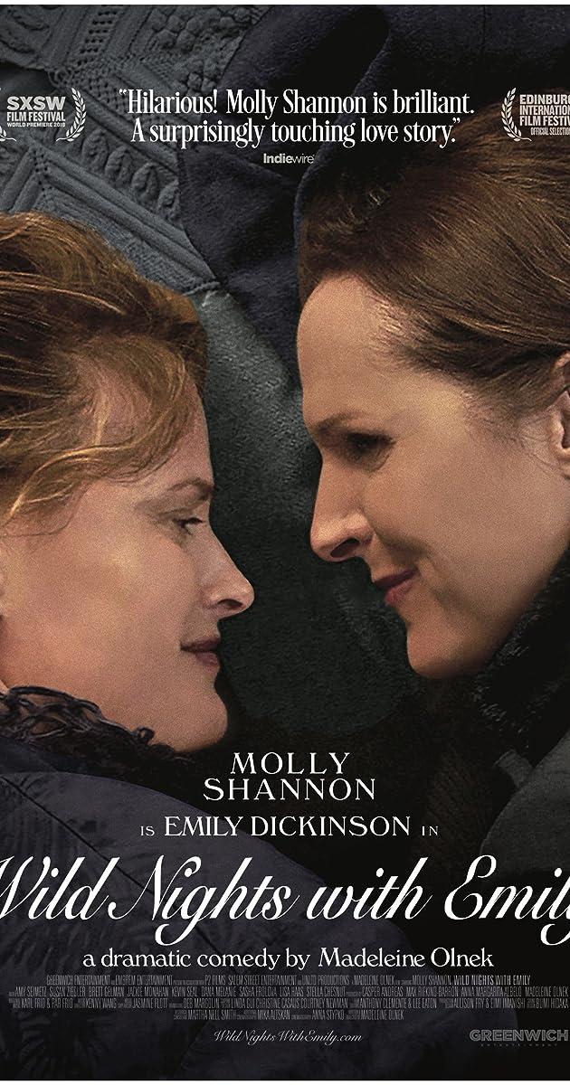Wild Nights with Emily (2018) - IMDb