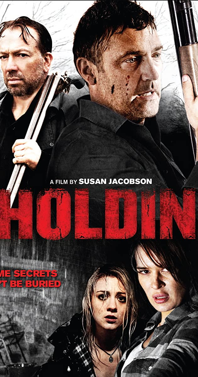 Subtitle of The Holding
