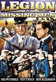 The Legion of Missing Men(1937) Poster - Movie Forum, Cast, Reviews
