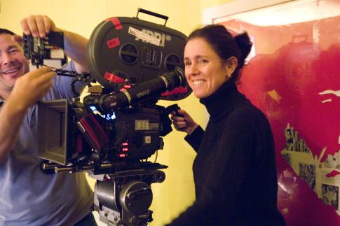 Julie Taymor in Across the Universe (2007)