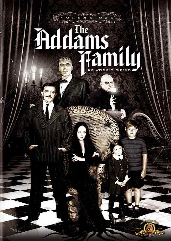 The Addams Family (TV Series 1964–1966) - IMDb