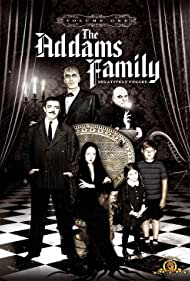 The Addams Family (1964) Poster - TV Show Forum, Cast, Reviews
