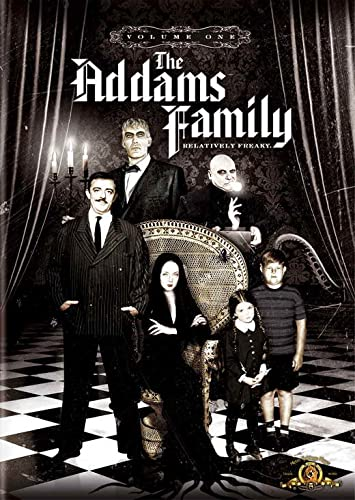 The Addams Family (TV Series –)