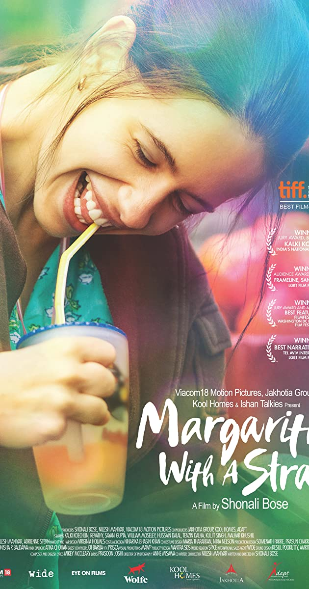 Margarita With A Straw 720p hd movie download