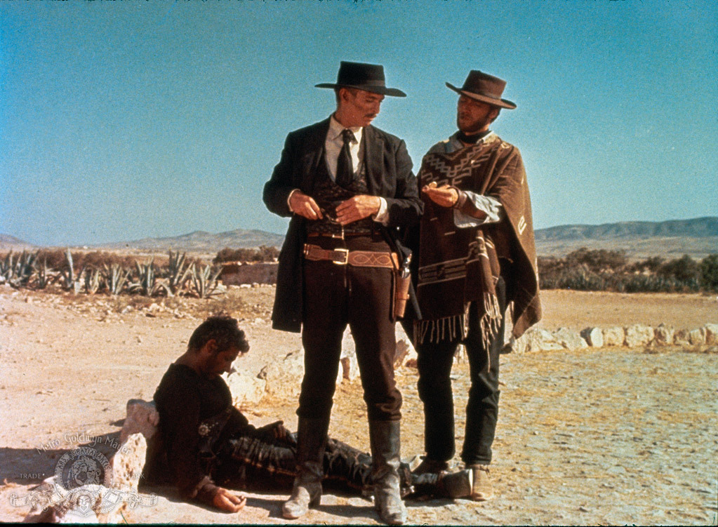 1965 For A Few Dollars More eastwood dieulois