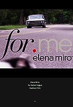 Vogue Italia: For me, Elena Miro