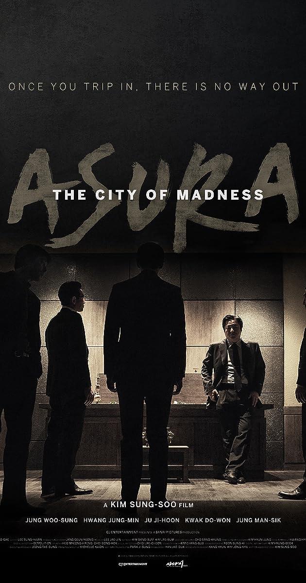 Thành Phố Tội Ác - Asura The City of Madness - Asura (2016)