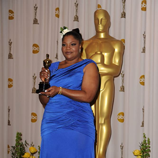 Mo'Nique at an event for The 82nd Annual Academy Awards (2010)