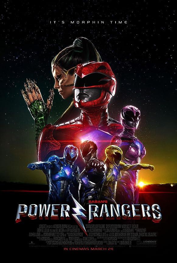 Power Rangers (2017) Hindi Dubbed