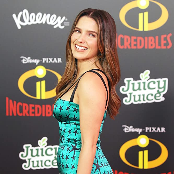 Sophia Bush at an event for Incredibles 2 (2018)
