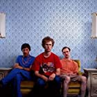Jon Gries, Aaron Ruell, and Jon Heder in Napoleon Dynamite (2004)