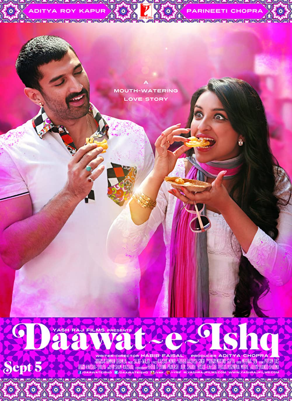 Daawat E Ishq 2014 Hindi HDRip x264 AAC 300MB Download