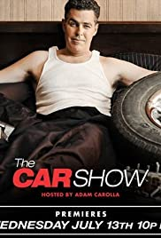 The Car Show Poster - TV Show Forum, Cast, Reviews