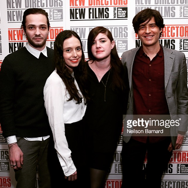 "Premiere of ""I Remember Nothing"" at New Directors/New Films Festival"