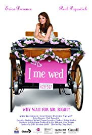 I Me Wed Poster