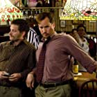 Shea Whigham and Patrick Wilson in Barry Munday (2010)