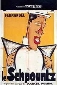 Fernandel in Le schpountz (1938)