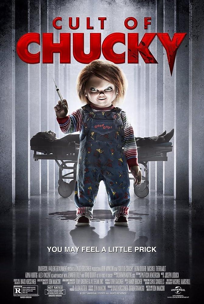 cult of chucky poster ile ilgili görsel sonucu