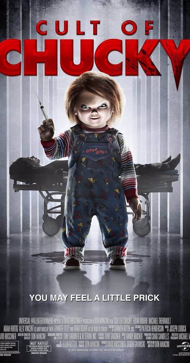 Subtitle of Cult of Chucky