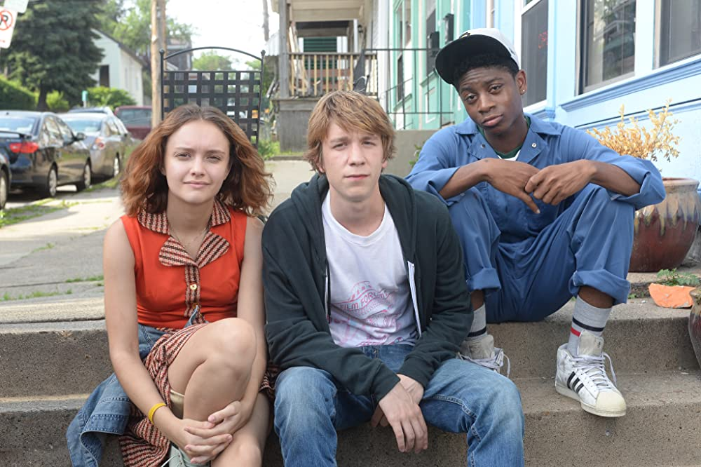 دانلود فیلم  me and earl and the dying girl