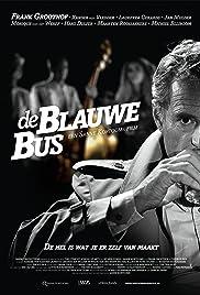 De blauwe bus Poster