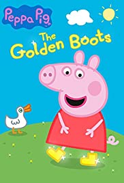 Peppa Pig: The Golden Boots Poster