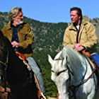 Kris Kristofferson and Chris Cooper in Silver City (2004)