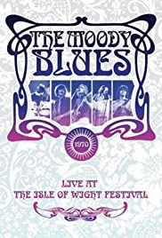 The Moody Blues: Threshold of a Dream - Live at the Isle of Wight Festival 1970 Poster