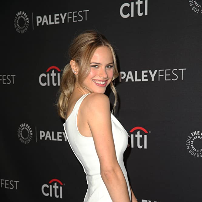 Halston Sage at an event for The Orville (2017)