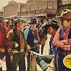 Frank Ellis, William Farnum, Arthur Loft, George Plues, and Maston Williams in Public Cowboy No. 1 (1937)
