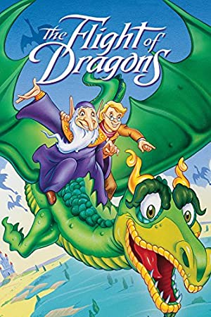 Permalink to Movie The Flight of Dragons (1982)